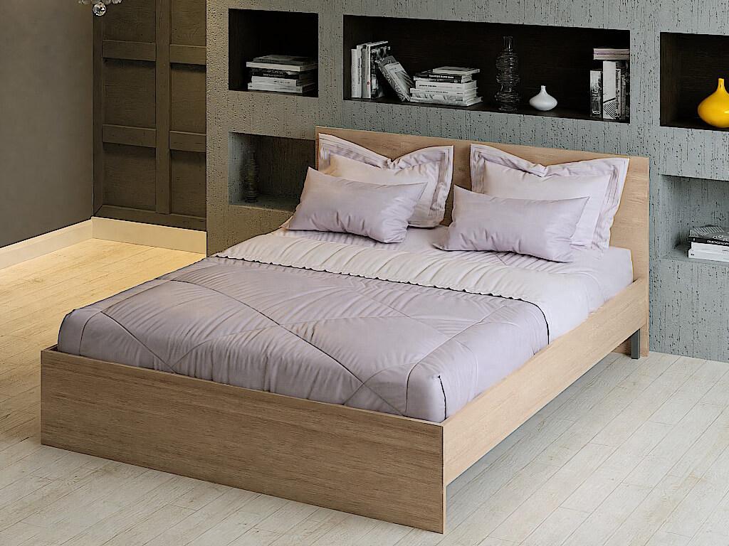 Кровать без основания Виола МВ16 купить в интернет-магазине ИркутДом.ру в Иркутске - низкие цены, бесплатная доставка.