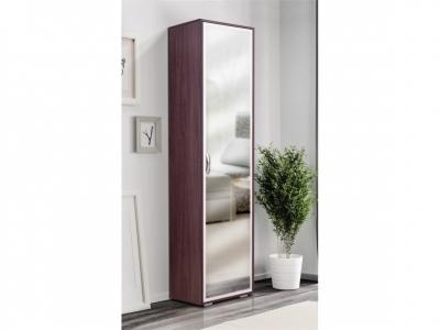 Шкаф 1-но дверный с зеркалом Венеция 9