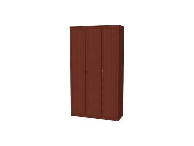 Шкаф для белья 3-х дверный артикул 106 итальянский орех