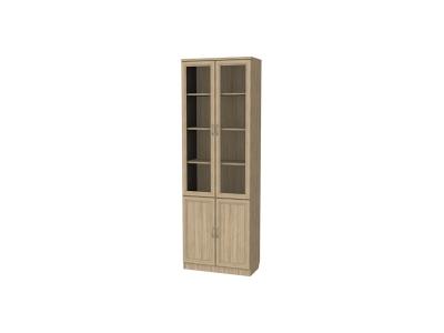 Шкаф для книг артикул 206 дуб сонома