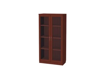 Шкаф для книг артикул 214 итальянский орех