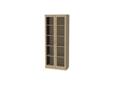 Шкаф для книг артикул 218 дуб сонома