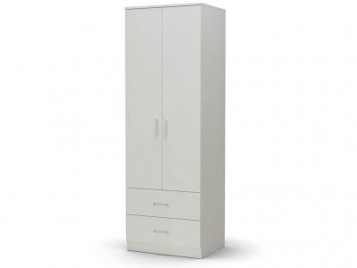 Шкаф Эксон 2-2 Белый