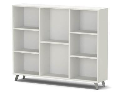 Шкаф книжный ШК-2 Белый