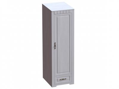 Шкаф однодверный платяной Прованс 602х590х1970 Бодега белая