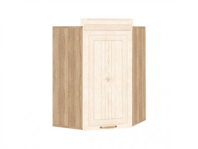 Шкаф угловой лев-прав 73.20 Шарлотта 600х600х900