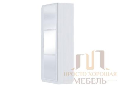 Шкаф угловой Николь 1 с зеркалом