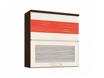 Шкаф-витрина плавное закрывание 09.81.1 Оранж 800х320х830