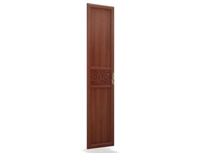 Дверь распашная глухая Александрия ЛД 125.002.000 Орех