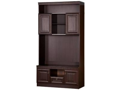Шкаф 610 1200х468х2248 Инна денвер темный