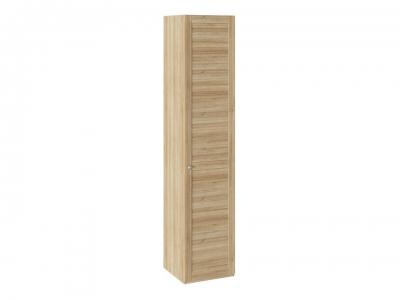 Шкаф для белья с 1 дверью правый Ривьера СМ 241.21.001 R Дуб Ривьера