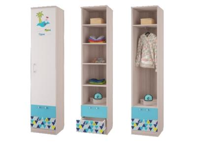 Шкаф для белья с ящиками Джимми 451х446х2136 мм