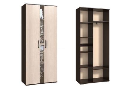 Шкаф для одежды Флоренция 900х2120х440 мм