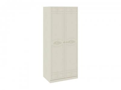 Шкаф для одежды с 2 дверями Лорена СМ-254.07.03 Штрихлак