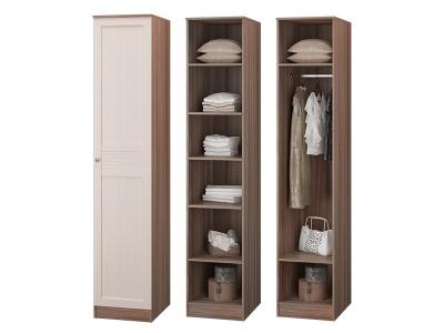 Шкаф для платья и белья Лестер