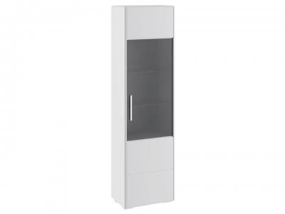 Шкаф для посуды Наоми ТД-208.07.25 Белый глянец