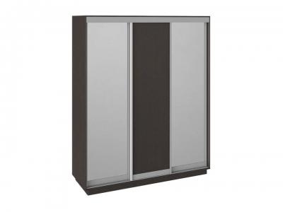 Шкаф-купе 3 дверный Румер СШК 1.180.60-13.11.13 Венге, зеркало