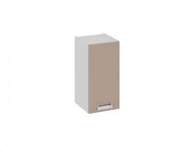 Шкаф навесной правый В_60-30_1ДР(Б) Бьюти Капучино