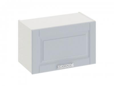 Шкаф навесной В_36-60_1ДО Скай Голубая