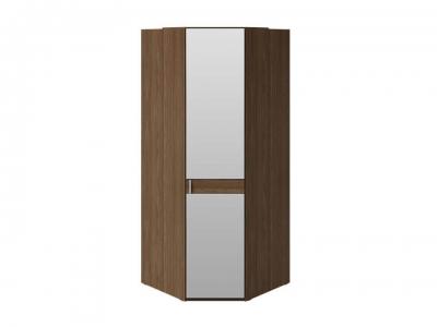 Шкаф угловой 1 зерк. дверью Харрис СМ-302.07.007 Дуб американский