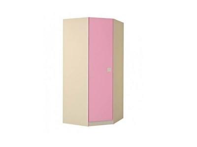 Шкаф угловой Радуга Фламинго