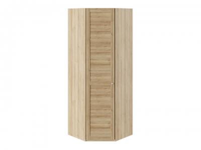 Шкаф угловой с 1 дверью левый Ривьера СМ 241.23.003 L Дуб Ривьера