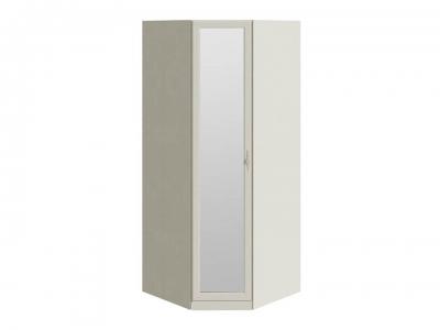 Шкаф угловой с 1 зерк. дверью Лючия СМ-235.07.07 Штрихлак
