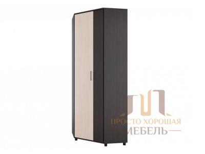 Шкаф угловой СВ 2 Дуб Венге/Дуб млечный