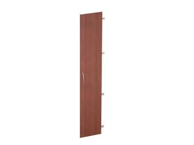 Дверь ЛДСП 5 секций лев-прав 41.77 Рубин 370х1810