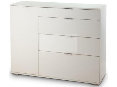 Комод НК-3 Белый