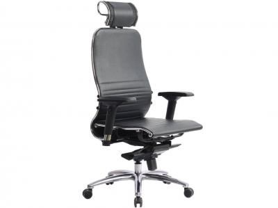 Компьютерное кресло Samurai K-3.03 черный-721