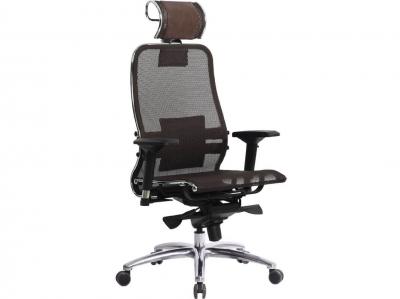 Компьютерное кресло Samurai S-3.03 темно-коричневый