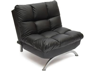 Кресло Amerillo кож.зам Чёрный (36-6)