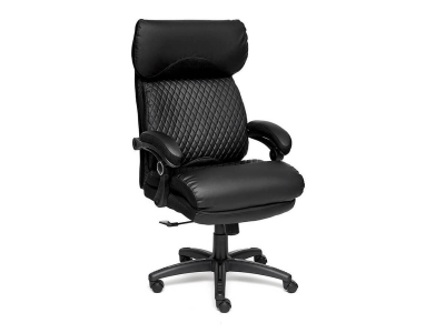 Кресло Chief Чёрный Стеганный