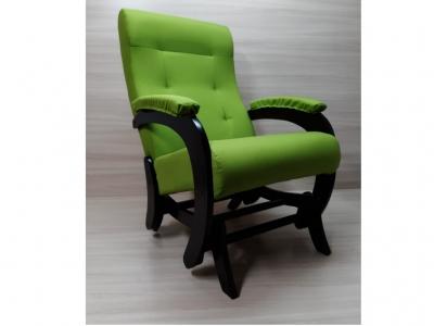 Кресло-качалка Аверс зеленый