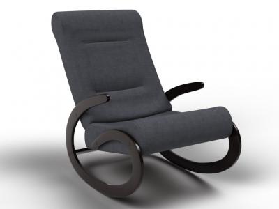 Кресло-качалка Мальта графит