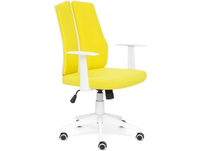 Кресло Lite ткань Зеленый + Белый (102)