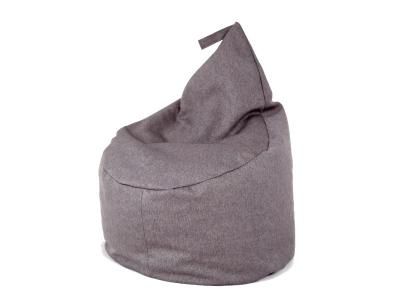 Кресло-мешок Капля кат. 2 bahama steel