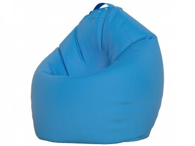 Кресло-мешок Стандарт нейлон голубой