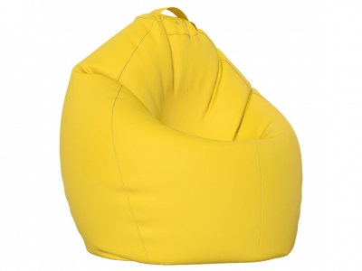 Кресло-мешок XL нейлон желтый