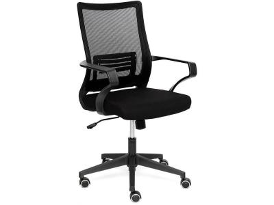 Кресло Mesh-4 ткань Чёрный