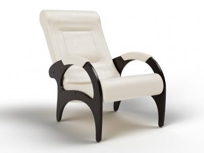 Кресло Римини экокожа крем