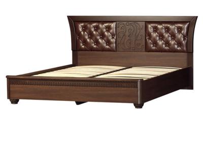Кровать 1600 Лючия 198 дуб оксфорд 1831х968х2080