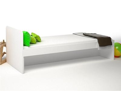 Кровать без ящиков Брусника