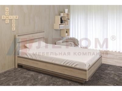 Кровать c подъемным механизмом КР-1001 1200х2000 Гикори Джексон светлый
