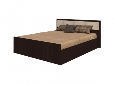 Кровать Фиеста 1600 венге/лоредо