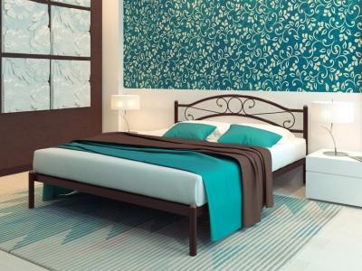 Кровать Надежда коричневая