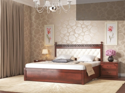 Кровать Ричард с подъемным механизмом