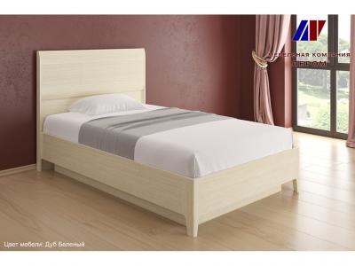 Кровать с подъемным механизмом КР-1761 1200х2000 Дуб Беленый
