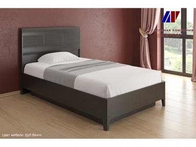 Кровать с подъемным механизмом КР-1761 1200х2000 Дуб Венге